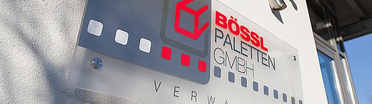 Bössl Paletten GmbH - das Unternehmen