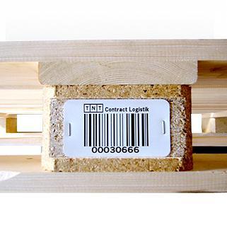 Markierung Barcode